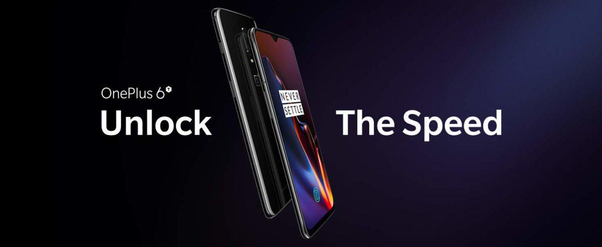 OnePlus 6T Ankündigung 1