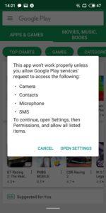 Google Playstore Meizu 16th installieren 10