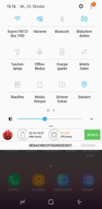 Samsung Galaxy A6 System Experience 4