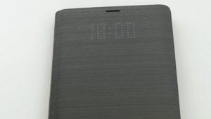 Samsung Galaxy Note 9 Testbericht LED View Case 4