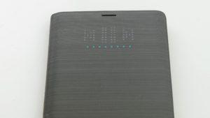 Samsung Galaxy Note 9 Testbericht LED View Case 6