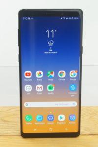 Samsung Galaxy Note 9 Testbericht Produktfotos 11