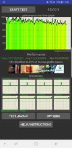 Samsung Galaxy Note 9 Testbericht Screenshot 10