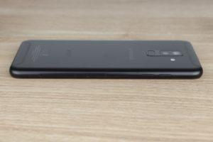 Samsung Galaxy A6 Design und Verarbeitung 1