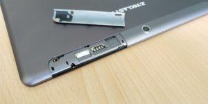 Teclast M20 SIM Slot