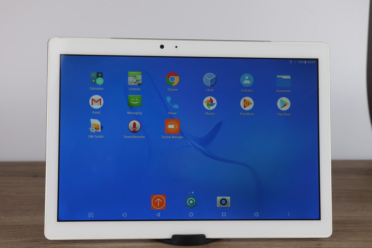 Teclast T20 Tablet Display Test 3