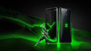 Xiaomi Blackshark 2 Blackshark Helo Ankündigung Gaming Smartphone 1