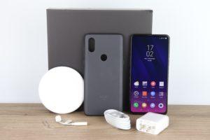 Xiaomi Mi Mix 3 Lieferumfang 1