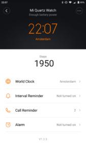 Xiaomi Mijia SYB01 Mi Home App