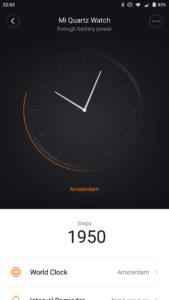 Xiaomi Mijia SYB01 Mi Home Uhr