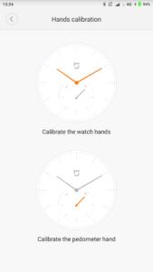 Xiaomi Mijia SYB01 Mi Home Uhrzeit einstellen 1