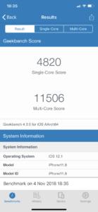 apple iphone xr screenshot 3