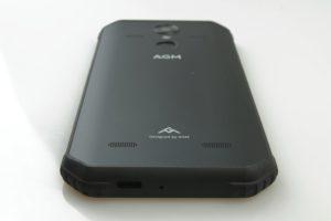 AGM A9 Testbericht Outdoor Smartphone Produktfotos 11