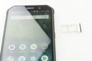 AGM A9 Testbericht Outdoor Smartphone Produktfotos 7