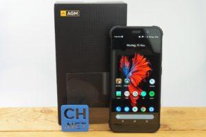 AGM X3 Testbericht Outdoor Smartphones Produktfotos 1