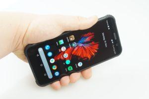 AGM X3 Testbericht Outdoor Smartphones Produktfotos 17