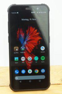 AGM X3 Testbericht Outdoor Smartphones Produktfotos 8