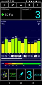 AGM X3 Testbericht Outdoor Smartphones Screenshots 3