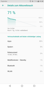 AGM X3 Testbericht Outdoor Smartphones Screenshots 5