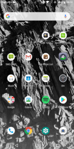 AGM X3 Testbericht Outdoor Smartphones Screenshots System 1