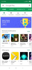 Google Playstore Xiaomi Mi Mix 3 zertifiziert 3