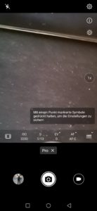 EMUI Kamera App 4