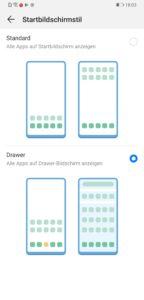 Huawei Mate 20 x emui 7