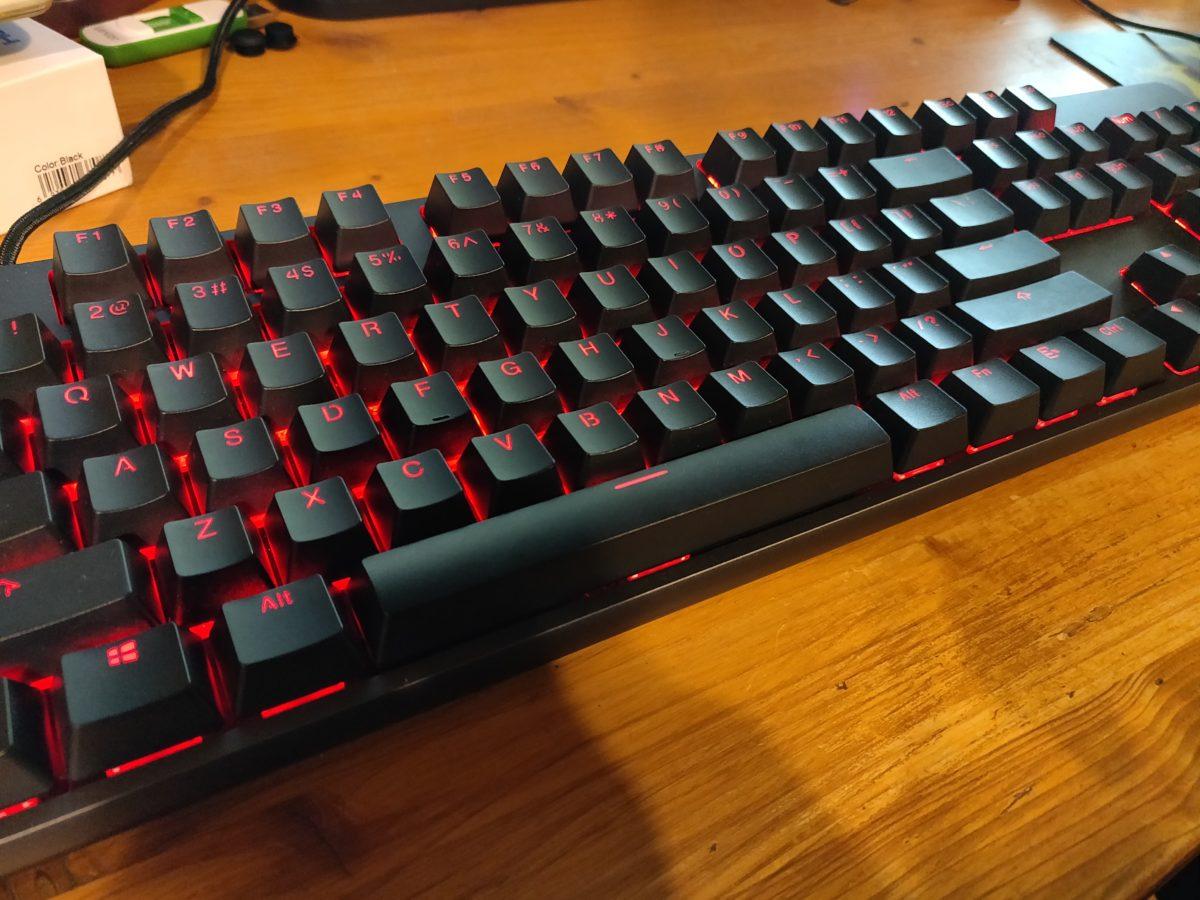 lossless xiaomi gaming keyboard 1