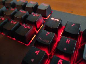 lossless xiaomi gaming keyboard 2