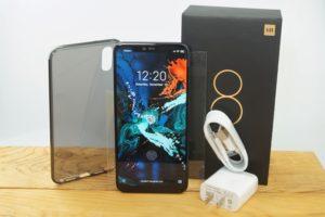 Xiaomi Mi 8 Pro Testbericht Produktfotos 11