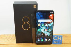 Xiaomi Mi 8 Pro Testbericht Produktfotos 13