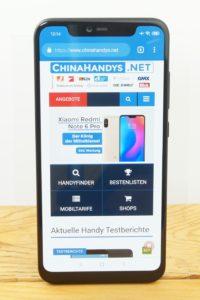 Xiaomi Mi 8 Pro Testbericht Produktfotos 9