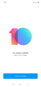 Xiaomi Mi 8 Pro Testbericht Screenshots 19