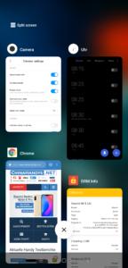 Xiaomi Mi 8 Pro Testbericht Screenshots 3