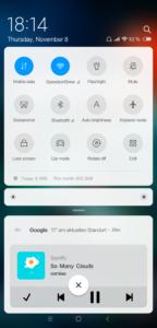 Xiaomi Mi 8 Pro Testbericht Screenshots 6