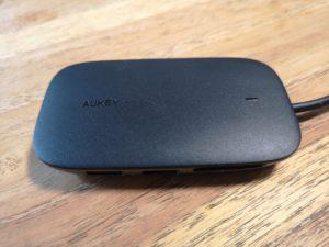 Aukey 7in1 TypeC Hub 1