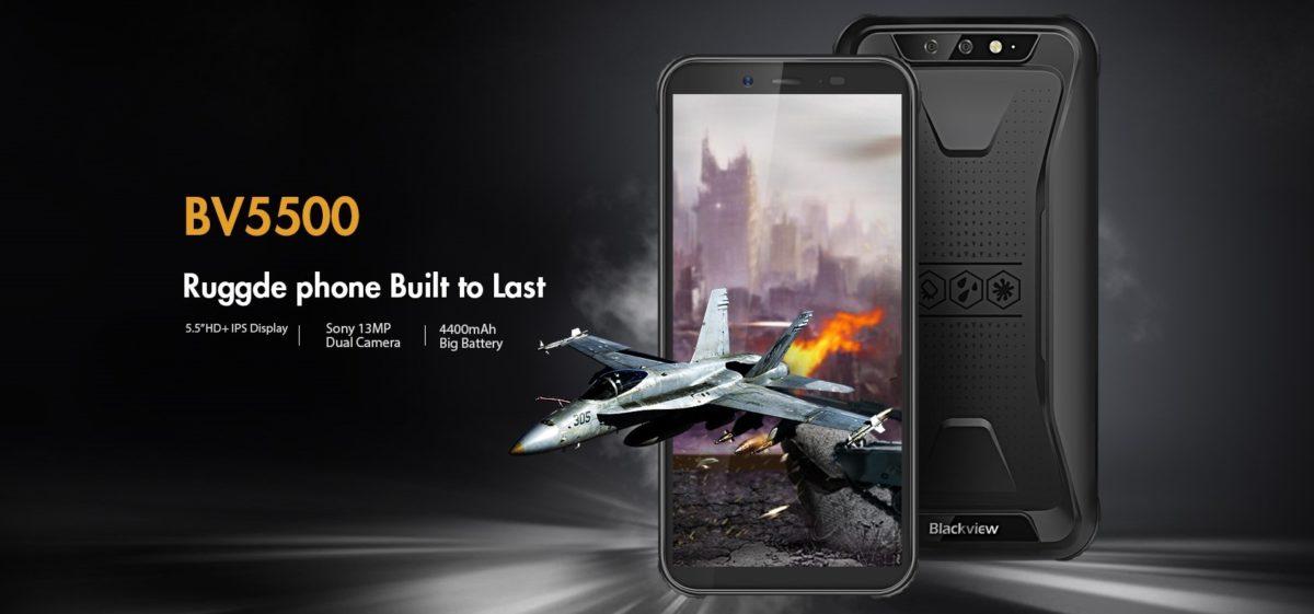 Blackview BV5500 Outdoor Smartphone Ankündigung 3 Kopie
