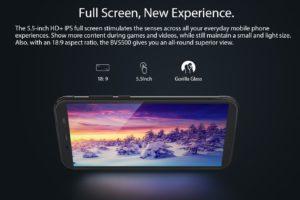 Blackview BV5500 Outdoor Smartphone 4