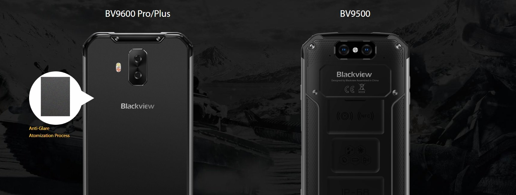 Blackview BV9600 Pro/Plus - Chinahandys net