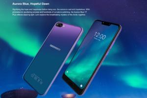 Doogee Y7 Plus Ankündigung Mittelklasse Smartphone 5000mAh 1