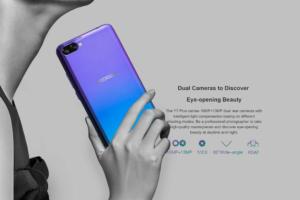 Doogee Y7 Plus Ankündigung Mittelklasse Smartphone 5000mAh 5