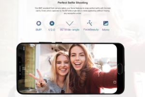 Doogee Y7 Plus Ankündigung Mittelklasse Smartphone 5000mAh 7