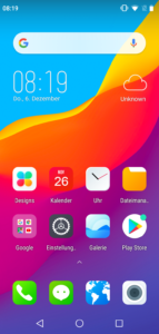 Elephone A4 Pro System Android 8 3