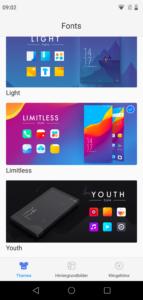 Elephone A4 Pro Themes 1