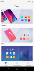 Elephone A4 Pro Themes 2