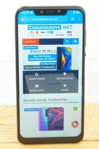 Elephone A5 Testbericht Produktfotos 1