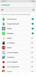 Elephone A5 Testbericht Screenshots 13
