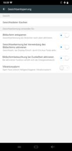 Elephone A5 Testbericht Screenshots 15