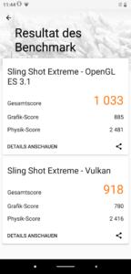 Elephone A5 Testbericht Screenshots 2