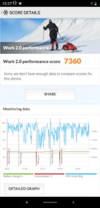 Elephone A5 Testbericht Screenshots 5